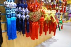 Lucky Chinese berlock Royaltyfri Fotografi
