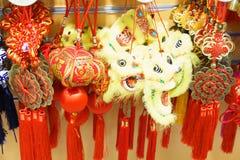 Lucky Chinese berlock Royaltyfri Bild