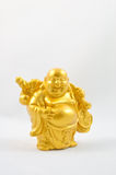 Lucky chinese god Royalty Free Stock Images