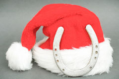 Lucky christmas Stock Photography