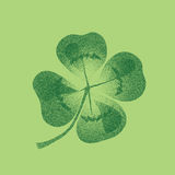 Lucky clover Royalty Free Stock Photography