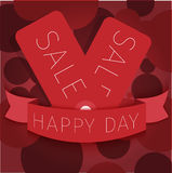 Lucky Day Sales Stock Photography