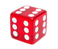 Lucky Dice Royalty Free Stock Photos