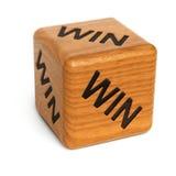 Lucky dice Stock Photos