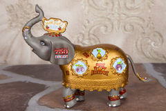 Lucky Elephant royalty free stock photo