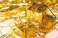 Lucky gift Stock Photos