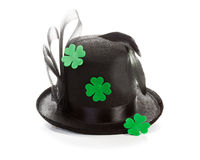 Lucky hat Stock Image