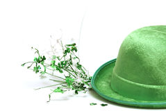 Lucky Hat Royalty Free Stock Images