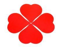 Lucky Hearts stock photography