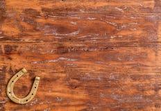Lucky horseshoe Royalty Free Stock Image