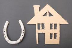 Lucky housing Stock Photo