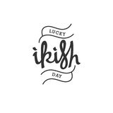 Lucky Irish day Royalty Free Stock Images