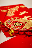 Lucky knot for Chinese Royalty Free Stock Images