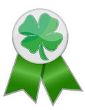 Lucky ribbon Stock Photo
