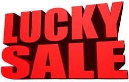 Lucky sale Stock Photography