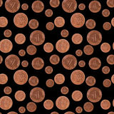 Lucky Seamless Pattern Foto de Stock