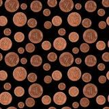 Lucky Seamless Pattern Stock Photo