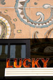 Lucky Sign Royalty Free Stock Images