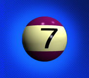 Lucky sphere Royalty Free Stock Photography