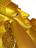 Lucky star. Statue of Buddha in Thailand Stock Image