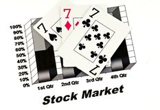 Lucky stock seven Stock Images