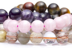 Lucky Stone Bracelet Royalty Free Stock Photography