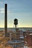 Lucky Strike Factory - Richmond, Virginia Stock Photos
