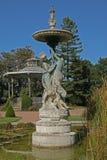 Lucon, Francia Jardin Dumaine, regione di Vendee, giardini pubblici immagine stock