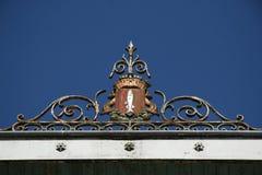 Lucon, Francia Jardin Dumaine, regione di Vendee, giardini pubblici immagini stock