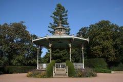 Lucon, Francia Jardin Dumaine, regione di Vendee, giardini pubblici fotografie stock libere da diritti