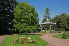 Lucon, Francia Jardin Dumaine, regione di Vendee, giardini pubblici immagine stock libera da diritti
