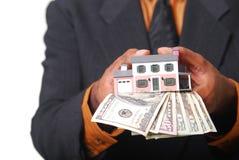 Lucro Home Imagens de Stock Royalty Free