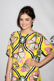 Lucy Hale. LOS ANGELES - JAN 10:  Lucy Hale arrives at the ABC TCA Party Winter 2012 at Langham Huntington Hotel on January 10, 2012 in Pasadena, CA Stock Photography