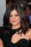 Lucy Hale. At the 2012 People's Choice Awards Arrivals, Nokia Theatre. Los Angeles, CA 01-11-12 Royalty Free Stock Photo