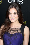 Lucy Hale. LOS ANGELES - MAY 20:  Lucy Hale arriving at the 2011 Young Hollywood Awards at Club Nokia at LA Live on May 20, 2011 in Los Angeles, CA Royalty Free Stock Photo