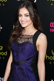 Lucy Hale. LOS ANGELES - MAY 20:  Lucy Hale arriving at the 2011 Young Hollywood Awards at Club Nokia at LA Live on May 20, 2011 in Los Angeles, CA Royalty Free Stock Photography