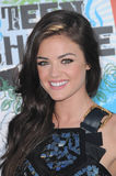 Lucy Hale. At the 2010 Teen Choice Awards - Arrivals, Gibson Amphitheater, Universal City, CA. 08-08-10 Stock Photo