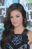 Lucy Hale. At the 2010 Teen Choice Awards - Arrivals, Gibson Amphitheater, Universal City, CA. 08-08-10 Royalty Free Stock Photos