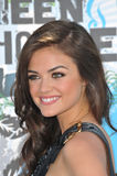 Lucy Hale. At the 2010 Teen Choice Awards at the Gibson Amphitheatre, Universal Studios, Hollywood. August 8, 2010  Los Angeles, CA Picture: Paul Smith / Royalty Free Stock Image