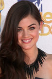 Lucy Hale. Arrives at the MTV Movie Awards 2010 Gibson Ampitheater Los Angeles, CA June 6, 2010 Royalty Free Stock Image
