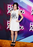 Lucy Hale. At the  2012 Halo Awards held at the Hollywood Palladium in Hollywood on November 17, 2012 Stock Photography