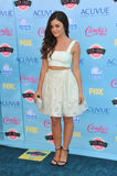 Lucy Hale. LOS ANGELES, CA - AUGUST 11, 2013: Lucy Hale at the 2013 Teen Choice Awards at the Gibson Amphitheatre, Universal City, Hollywood Stock Image