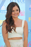Lucy Hale. LOS ANGELES, CA - AUGUST 11, 2013: Lucy Hale at the 2013 Teen Choice Awards at the Gibson Amphitheatre, Universal City, Hollywood Royalty Free Stock Images