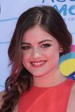 Lucy Hale. At the 2012 Teen Choice Awards Arrivals, Gibson Amphitheatre, Universal City, CA 07-22-12 Royalty Free Stock Images