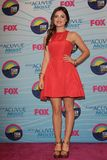 Lucy Hale. At the 2012 Teen Choice Awards Press Room, Gibson Amphitheatre, Universal City, CA 07-22-12 Royalty Free Stock Photo