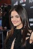 Lucy Hale. At the world premiere of 'Scream 4' at Grauman's Chinese Theatre, Hollywood, April 11, 2011  Los Angeles, CA Picture: Paul Smith / Featureflash Royalty Free Stock Photography