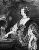 Lucy Hay, comtesse de Carlisle photos stock