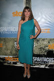 Lucy Lawless. At the Spartacus: Vengeance Premiere Screening, Arclight, Hollywood, CA 01-18-12 Stock Images