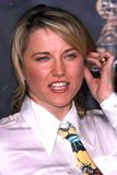 Lucy Lawless. At the Los Angeles Premiere of 30 Days Of Night. Grauman's Chinese Theatre, Hollywood, CA. 10-16-07 Stock Images