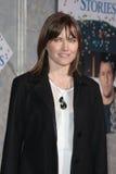 Lucy Lawless fotografía de archivo libre de regalías